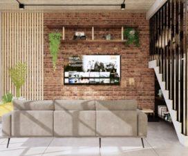 interior untuk Rumah