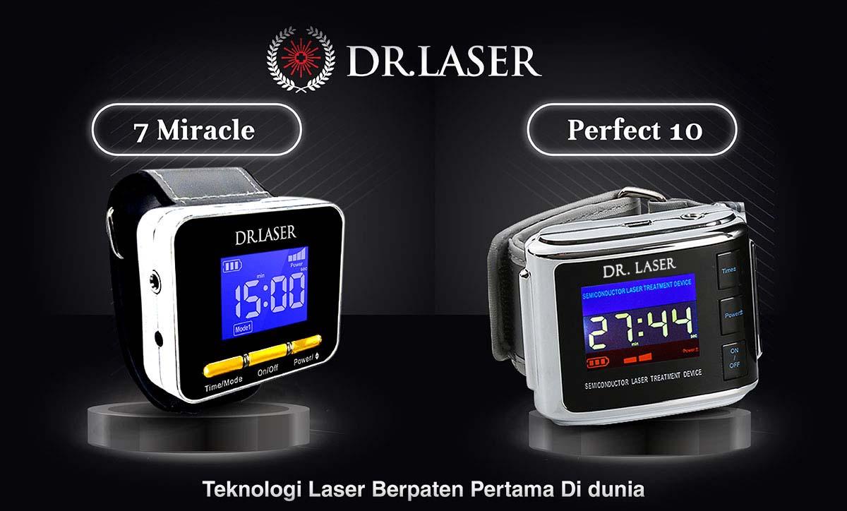 Alat Terapi Kesehatan Dr Laser