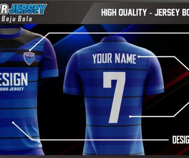 Desain Kaos Bola Terbaik