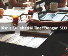 Bisnis Kuliahan Kuliner Dengan SatuSEO.cp,