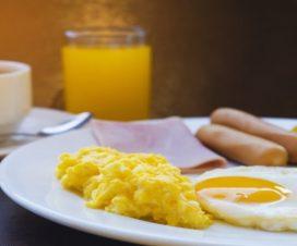 Diet Menurunkan Berat Badan, Dengan Mengatur Pola Menu Sarapan