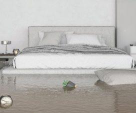 Cara Membersihkan Kasur Kena Banjir