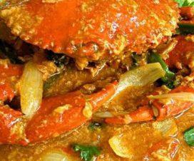 Resep Kepiting Asam Manis