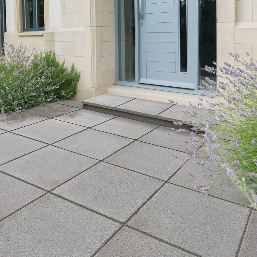paving block texture