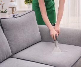Cara Membersihkan Sofa dengan Cuka