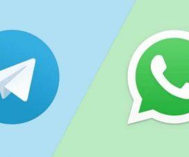 Perbedaan Whatsapp dan Telegram