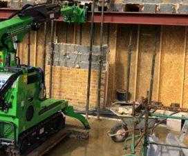 2 Tipe Rangkaian Bangunan Besi Baja Buat Pabrikan