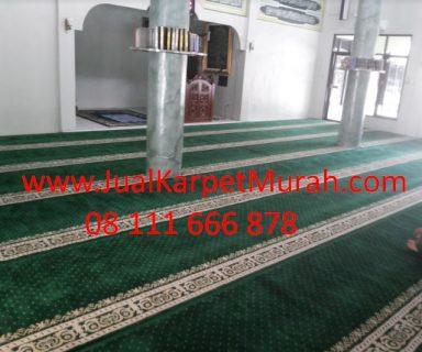 Jual Karpet Masjid Di Medan Satria Bekasi