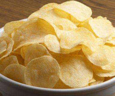 cara membuat keripik kentang renyah
