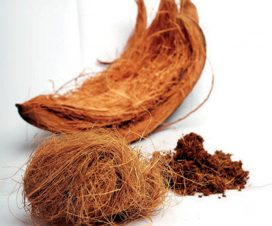 cara mengolah sabut kelapa menjadi kerajinan