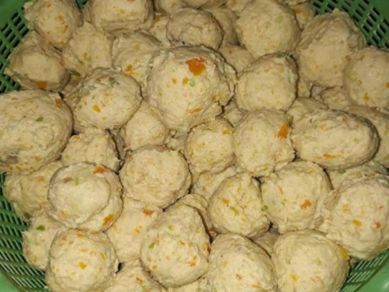 Bakso Ayam Sayuran