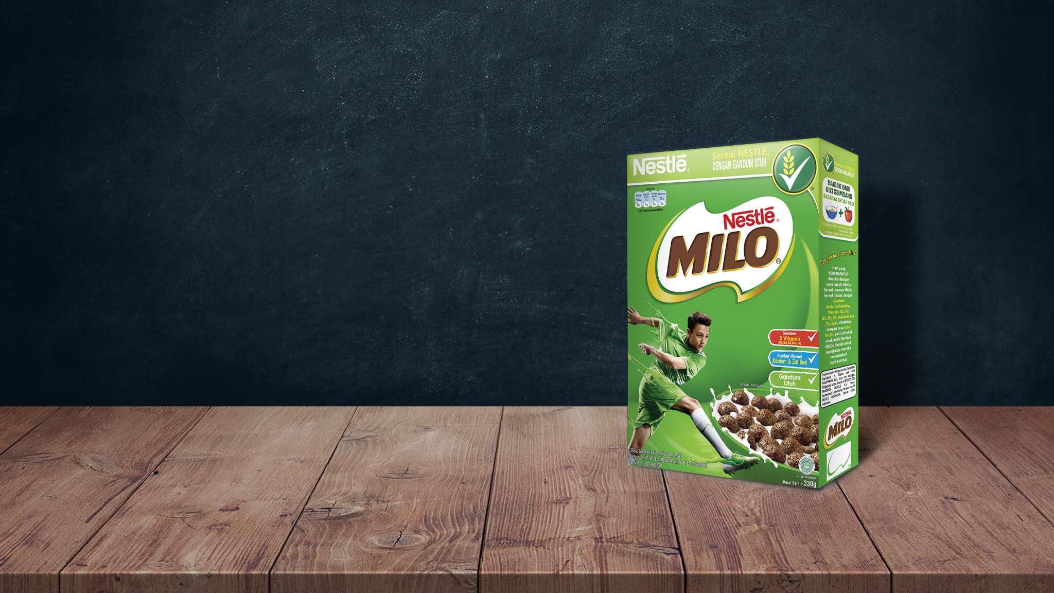 Cara Buat Minuman Dari Milo